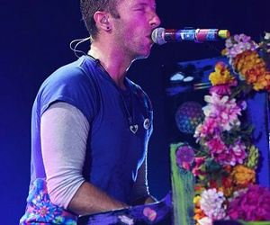 coldplay, live, and show image