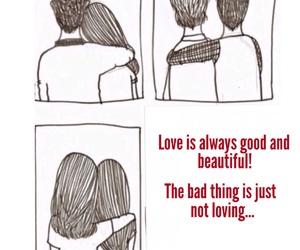 beautiful, couple, and cut image