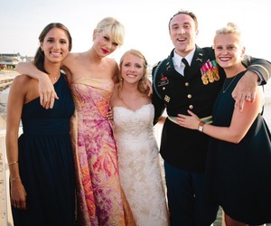 Taylor Swift, dress, and wedding image