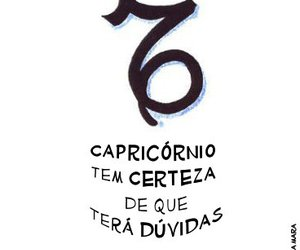 doubts, signos, and capricórnio image