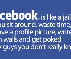facebook, quote, and quotes image