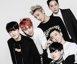 b.a.p, kpop, and youngjae image