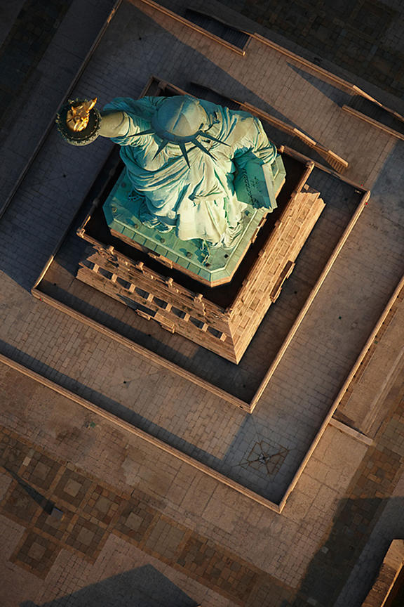 new york, statue of liberty, and photography image