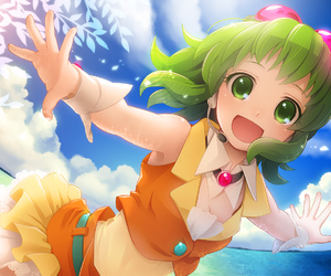 fanart, vocaloid, and gumi image