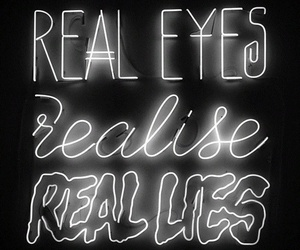 quotes, lies, and eyes image