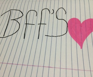 Best, bff, and for ever image