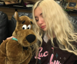 girl, scooby doo, and cute image
