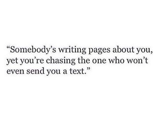 quotes, text, and chase image