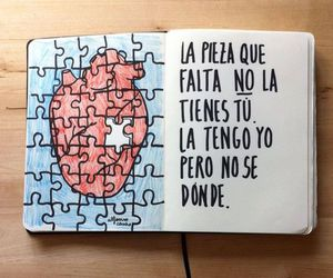 frases, piece, and puzzle image