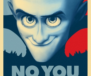 megamind, blue, and no you can't image