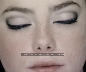 effy stonem, eyes, and makeup image