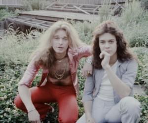 Eddie Van Halen, rock, and van halen image