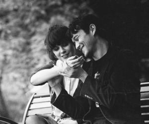 500 Days of Summer, couple, and black and white image