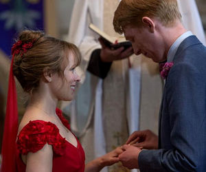 wedding, about time, and couple image