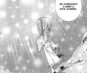 anna, fight, and shaman king image