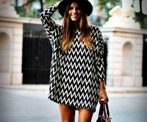 moda, kombin, and kıyafet image