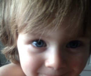 baby, blue eyes, and niall horan image