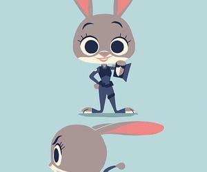 zootopia, bunny, and disney image