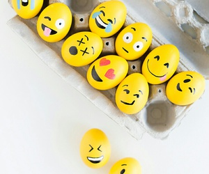 eggs, emoji, and easter image