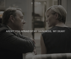 house of cards, frank underwood, and claire underwood image