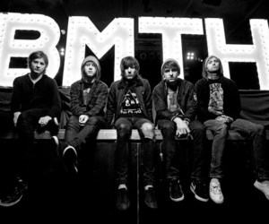 bmth, bring me the horizon, and band image