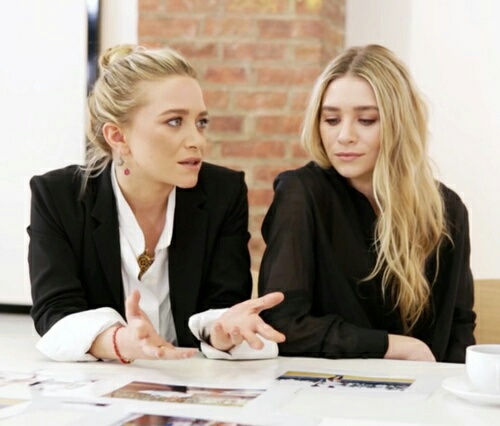 fashion, olsen, and olsen twins image