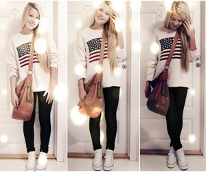 usa and outfit image