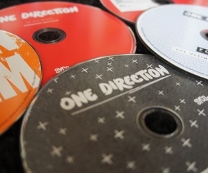 four, music, and 1d image