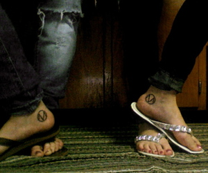 the maine fan tattoos. image