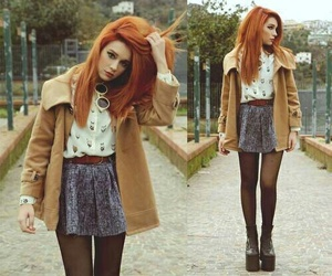 autumn, fall, and ootd image
