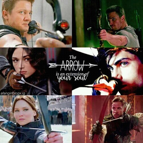 arrow, once upon a time, and teen wolf image