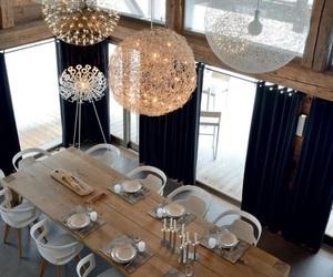 decor, dinning room, and interior image