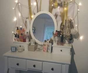 beauty, organization, and table image