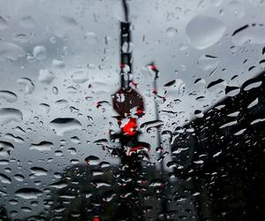 light, raindrop, and raindrops image