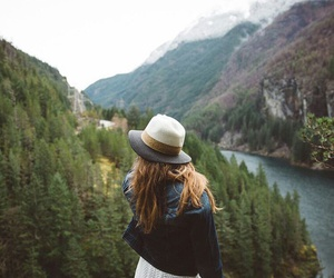 girl, adventure, and beautiful image