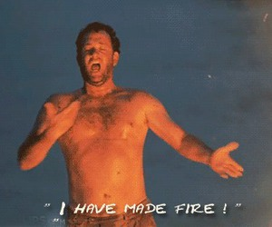 Cast Away, movie, and quotes image