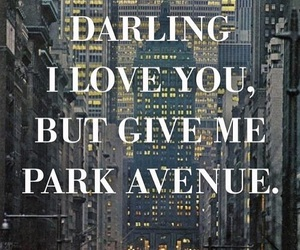 new york, quote, and love image
