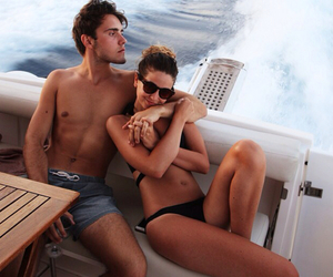 adventure, ocean, and Relationship image