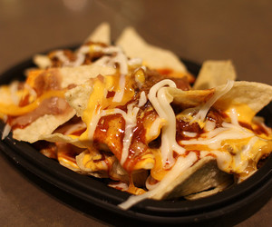 nachos, New Jersey, and taco bell image