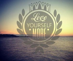 wallpaper, fondos de pantalla, and love yourself image