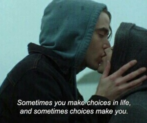 choices, quote, and true image