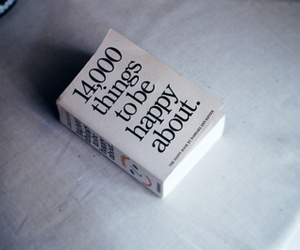 book, happy, and text image