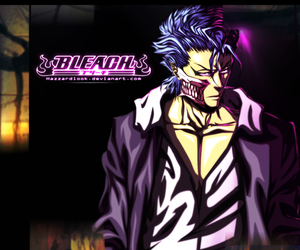 bleach, grimmjow, and sexta image