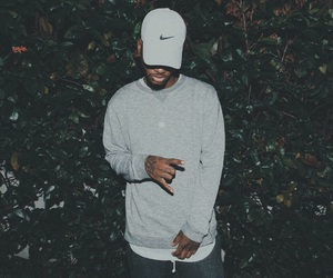 bryson tiller and nike image