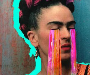 art, frida kahlo, and Frida image