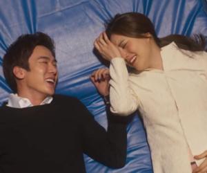 couple, moon chaewon, and yoon yeonseok image