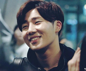 handsome, smile, and sungkyu image