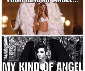 angel, andy sixx, and black veil brides image