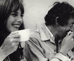 black and white and jane birkin image
