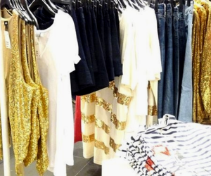 fashion, clothes, and gold image